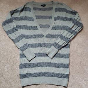 ⚡⬇️Club Monaco Linen Alpaca Tunic Sweater
